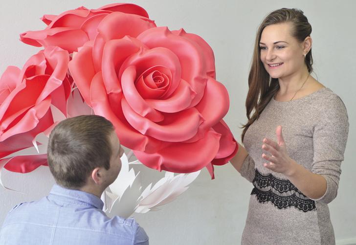 Валентинів день, або як створити букет із незабутніх емоцій?
