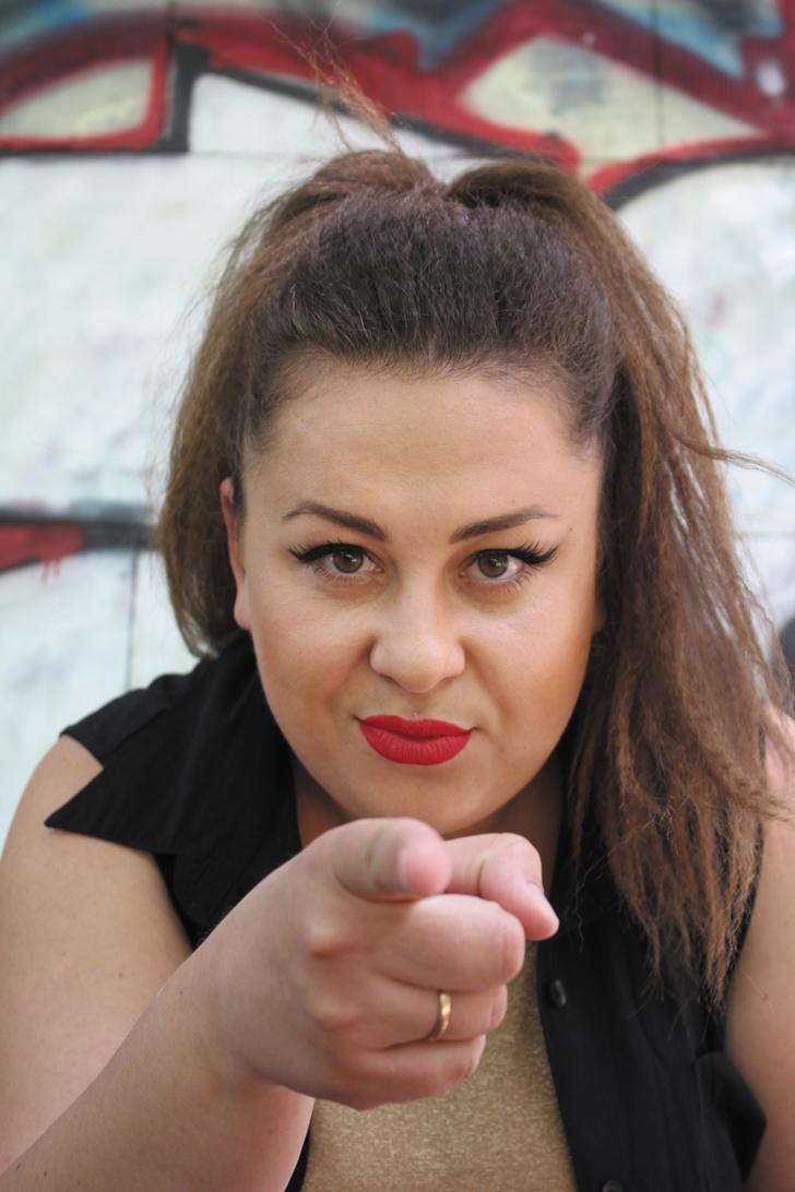 Вікторія Ягич у прямих ефірах голосу країни!