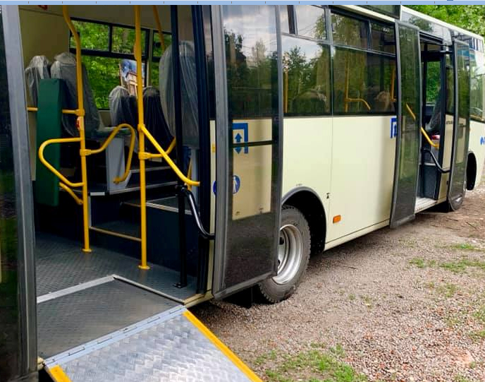 (Гатне, автобус до Києва) Мрії збуваються – у Гатному запрацював маршрут № 365