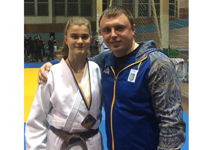 Ольга Дріг – бронзова призерка чемпіонату України