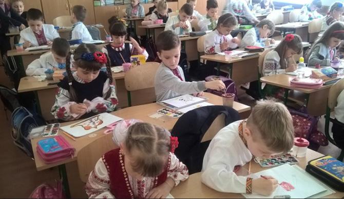 Вітаємо! У рейтингу шкіл Київщини навчальні заклади району не пасуть задніх