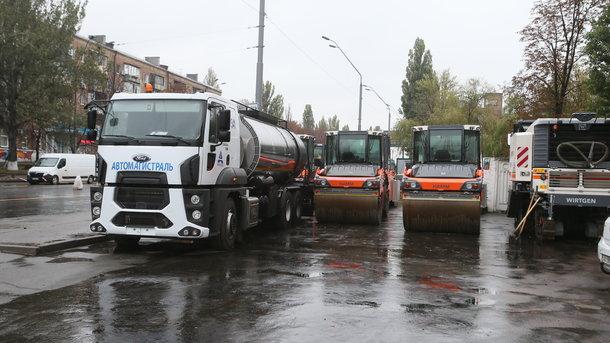 У Києво-Святошинському з'являться дворівневі транспортні розв'язки