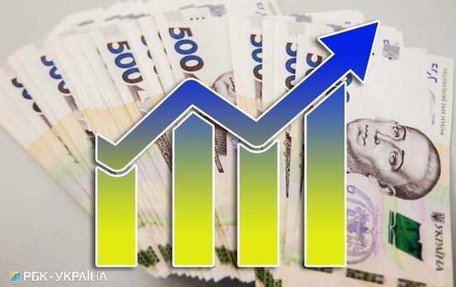 ВВП України зростає