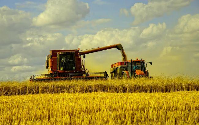 Вже зібрано 73 млн т зерна