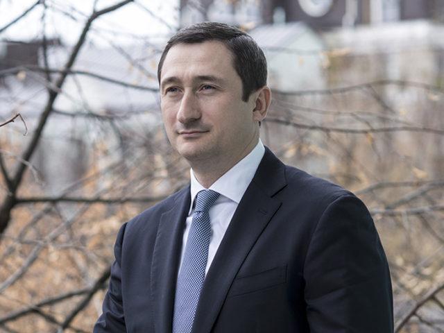 Олексій Чернишов – голова Київської ОДА