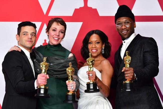 Пристрасті вщухли – «Оскари» роздано