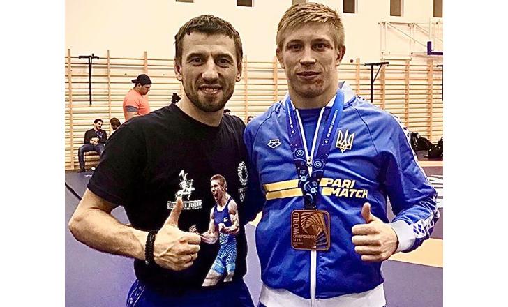 (Крюківщина) Артур Політаєв – бронзовий призер чемпіонату світу