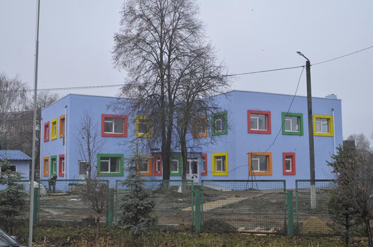 (Святопетрівське) Будівництво другого корпусу дитсадка виходить на завершальну стадію