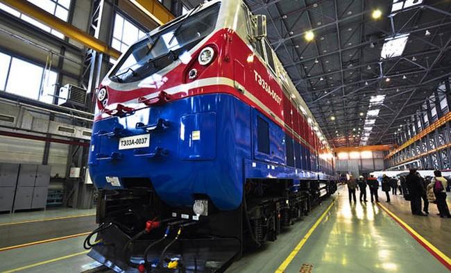 В Україні з'являться американські локомотиви