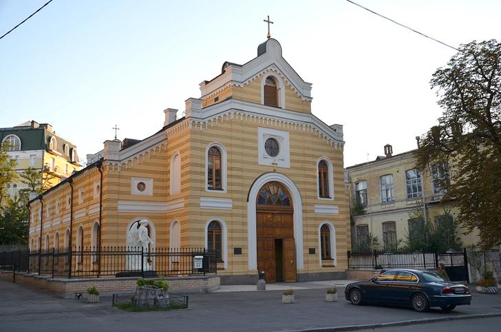 Кірха Святої Катерини запрошує на Моцарта