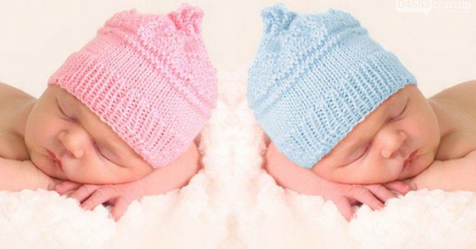 1 січня народилось майже 400 тисяч дітей