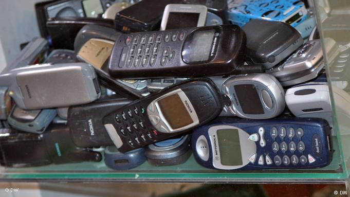 """Колекціонуйте старі """"мобілки"""" – матимете зиск"""