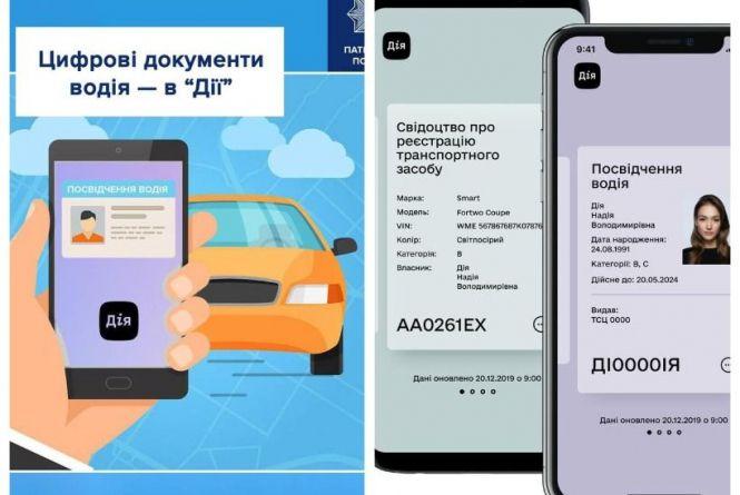 Міністерство цифрової трансформації запустило додаток для водіїв (ФОТО)
