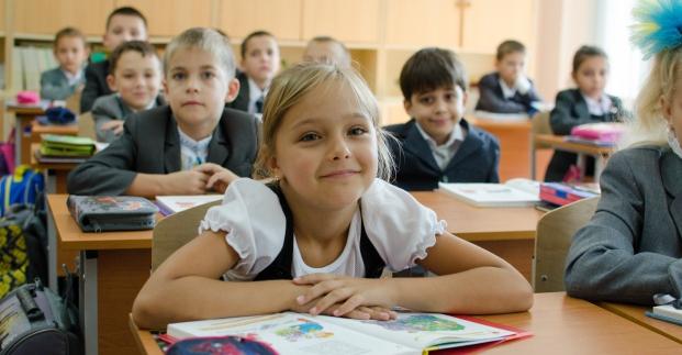Кількість учнів щороку зростає