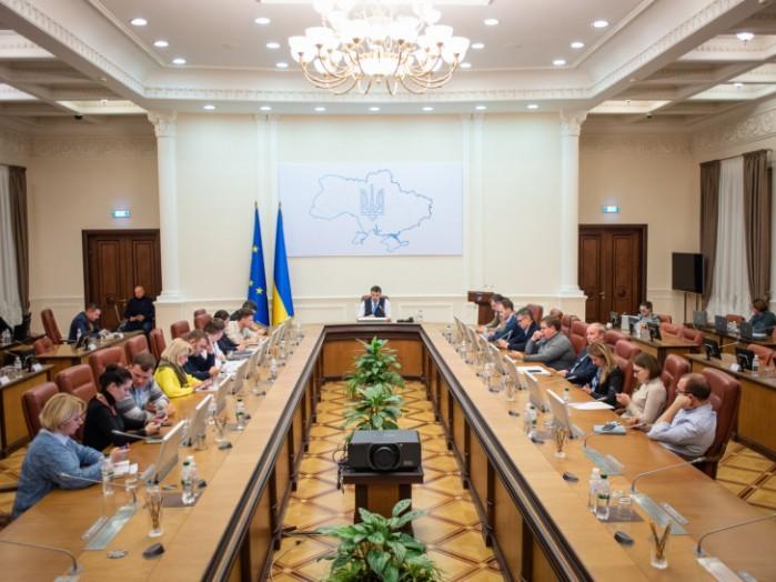 Кабмін погодив призначення голів РДА у Київський області