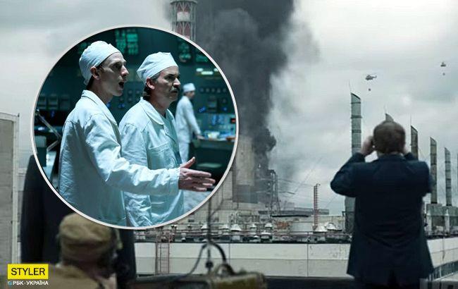 Виходить американський серіал про Чорнобильську трагедію