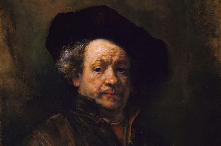 Твори Рембрандта у Музеї Ханенків