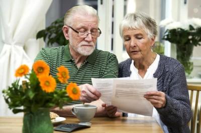 Пенсійні виплати: актуальні запитання