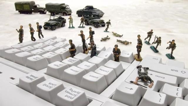 Гібридна війна в соціальних мережах