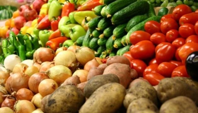 Рекордний імпорт овочів