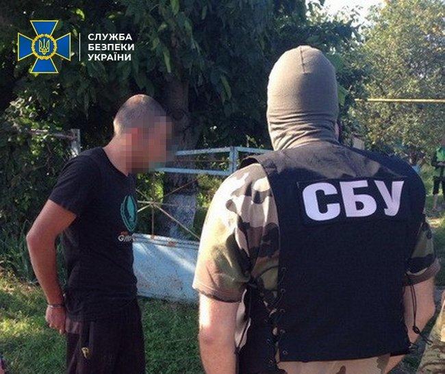 Викриття та засудження бойовика «ДНР»