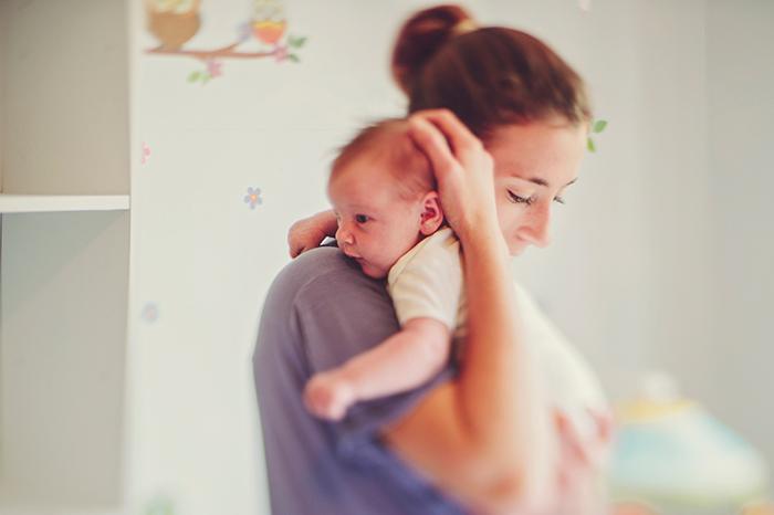 Молоді мами можуть радіти