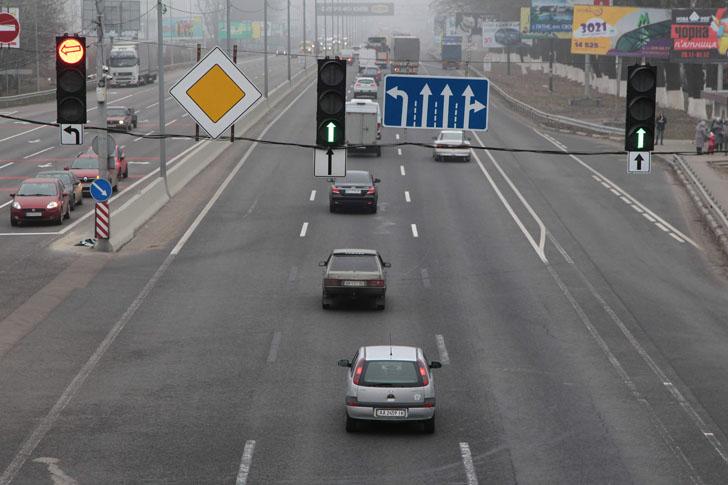Перехрестя біля Чабанів зроблять безпечнішим