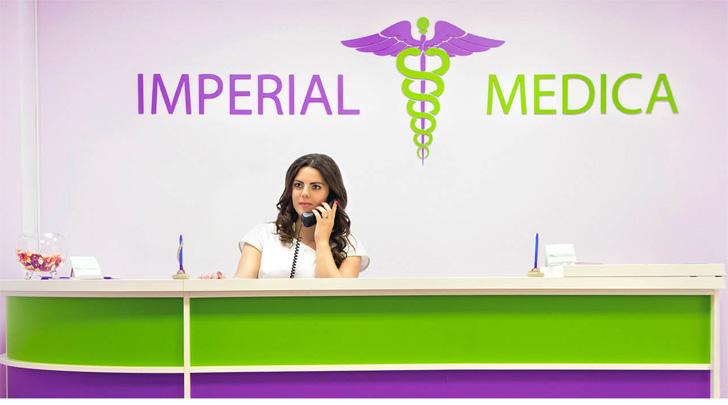 """Медичний центр """"Імперіал Медіка"""""""