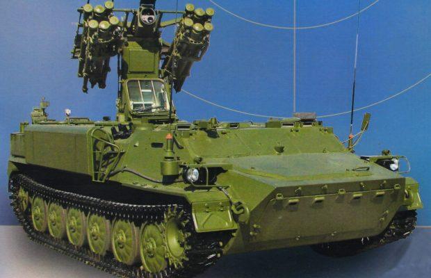 Росія завезла на Донбас свій новітній ЗРК