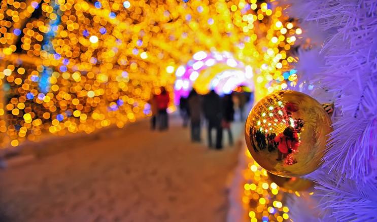 Київ продовжує новорічно-різдвяні святкування