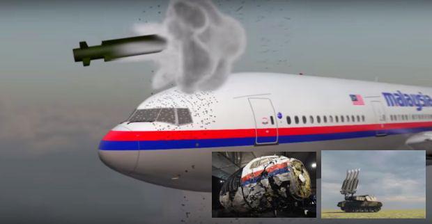 Катастрофа Boeing 777: Парламент Нідерландів визнав провину Росії