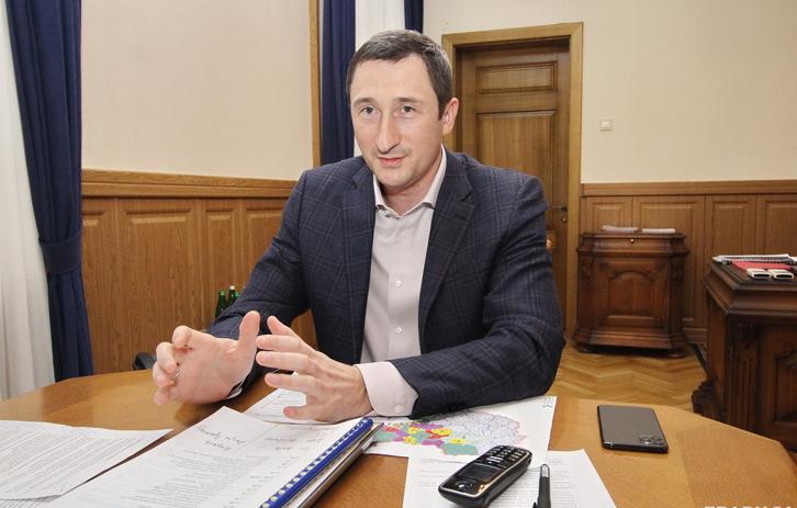 Голова ОДА за пришвидшення формування ОТГ на Київщині на добровільних засадах