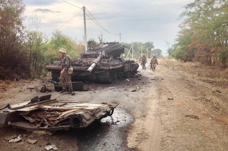 Британські дослідники знайшли докази участі Росії у боях за Іловайськ