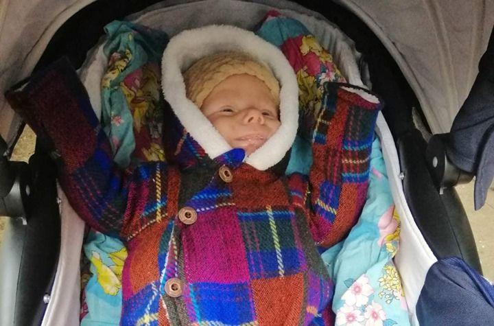 У Коцюбинському викрали немовля
