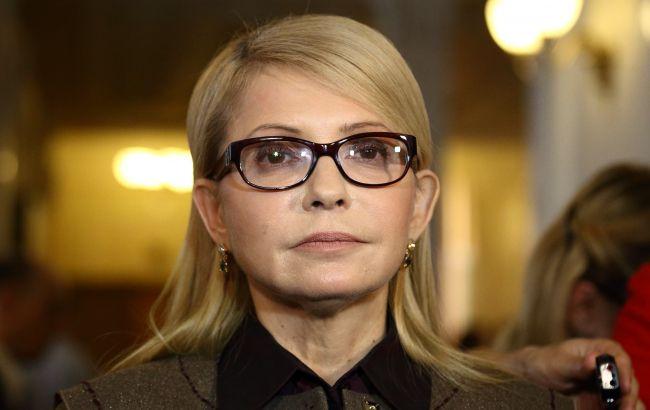 """Юлія Тимошенко – беззаперечний лідер президентських перегонів – група """"Рейтинг"""""""